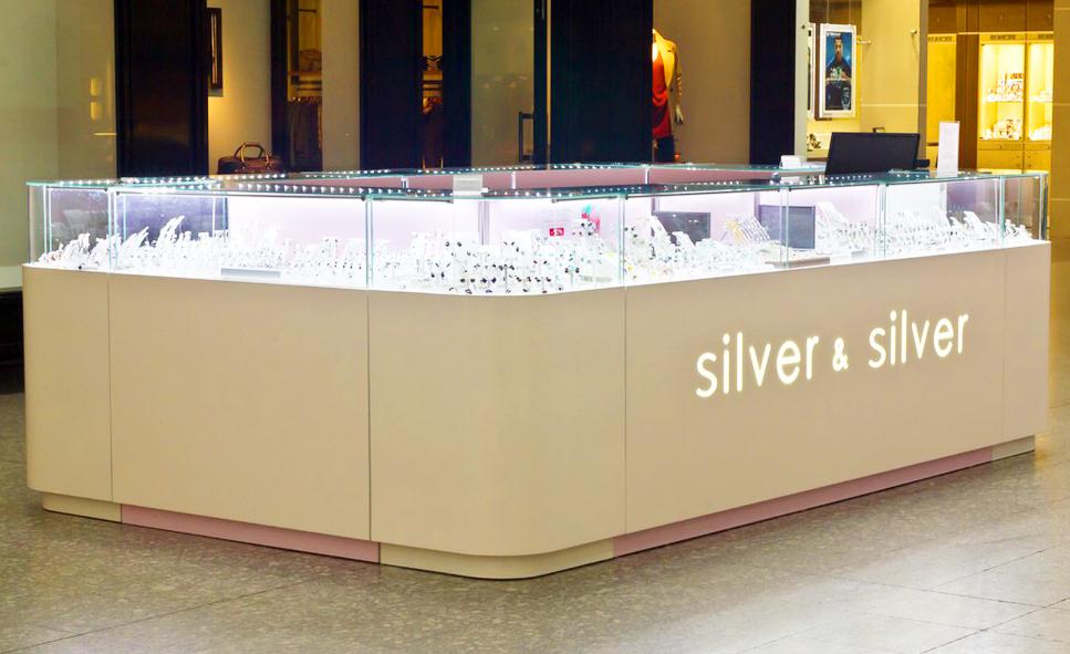 МЕГАоткрытие салона Silver & Silver